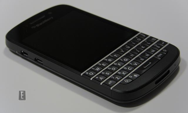 Blackberry Q10 – ревю