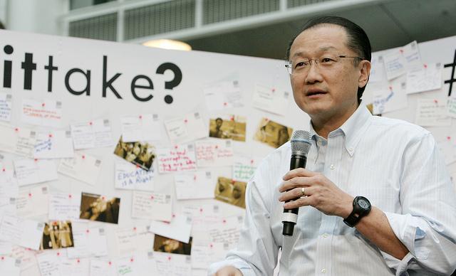 Джим Ким: Глобалната икономика е изправена пред голяма опасност заради кризата в САЩ