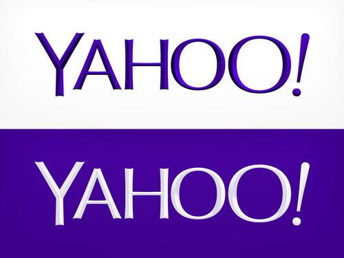 Yahoo! и промяната на логото