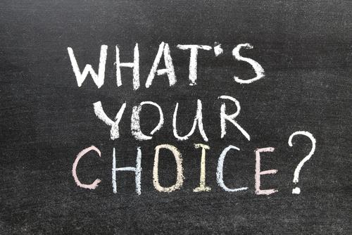 Една история за избора – ти избираш дали да се бориш или не