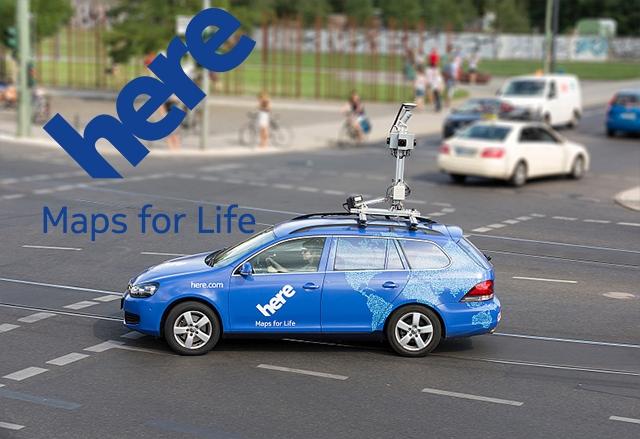 Защо всички искат да купят Here Maps на Nokia?