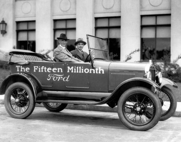 5 неща, които можеш да научиш от иноватора Хенри Форд