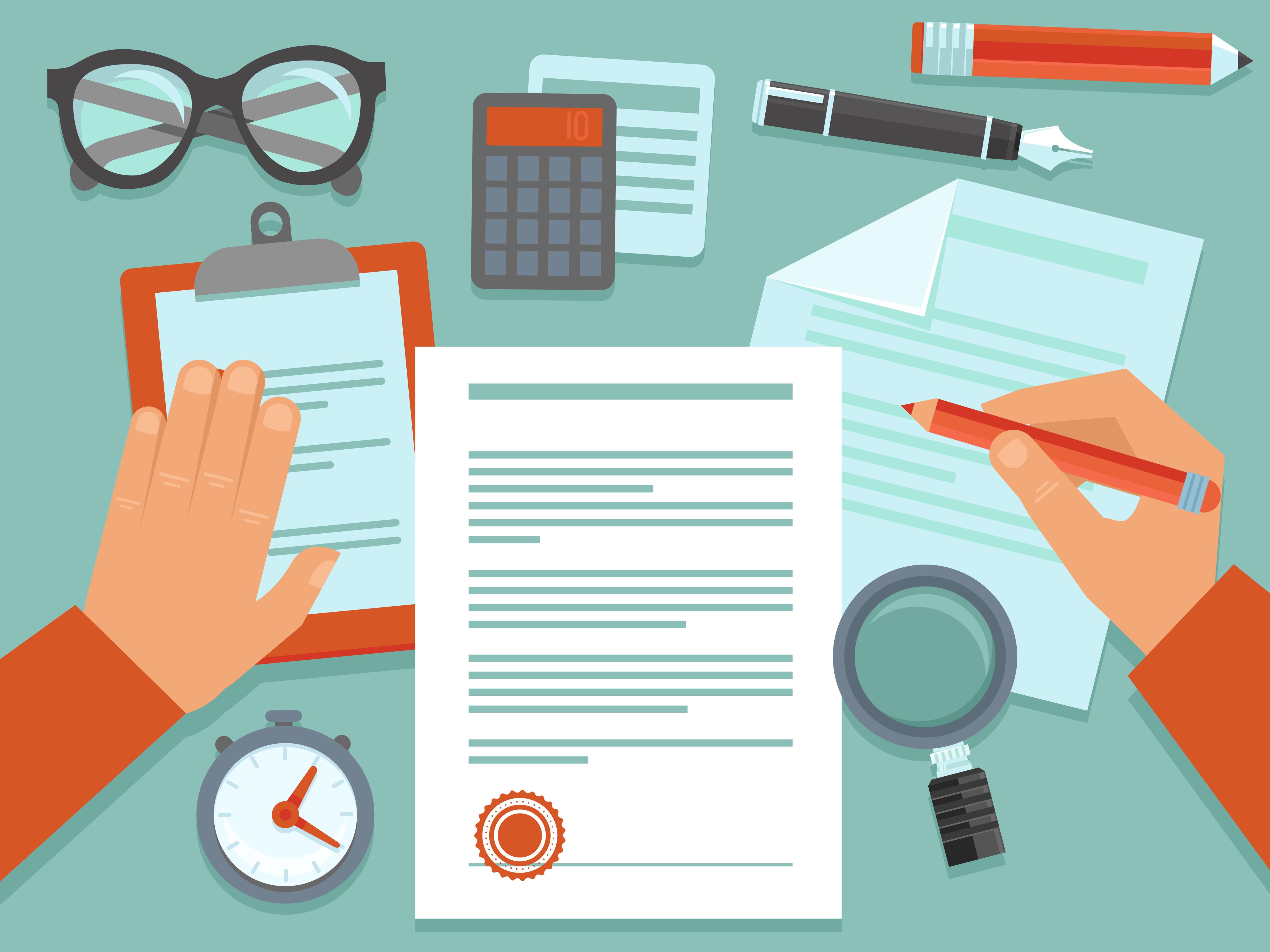 Кои са най-важните счетоводни документи?