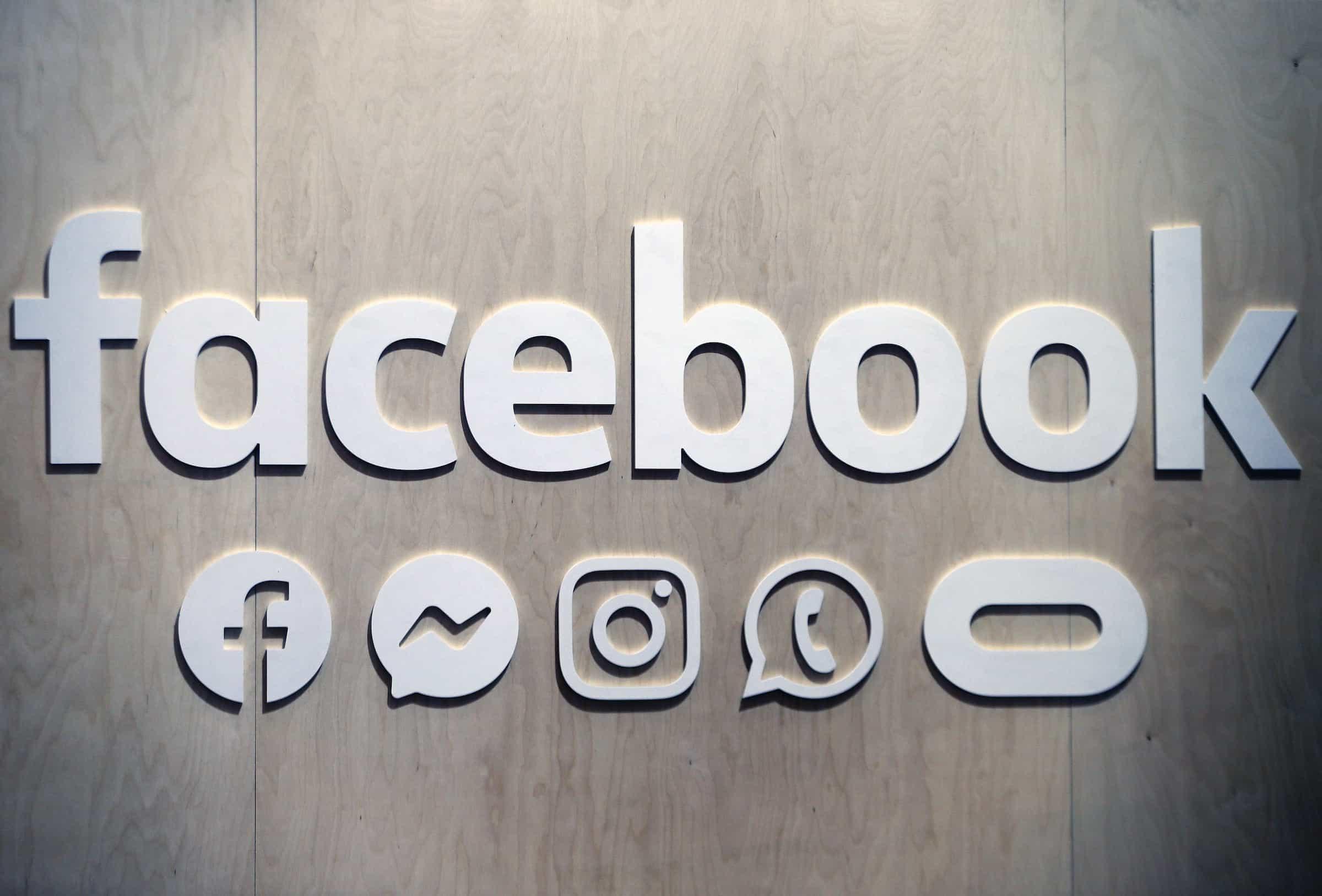фейсбук брандинг