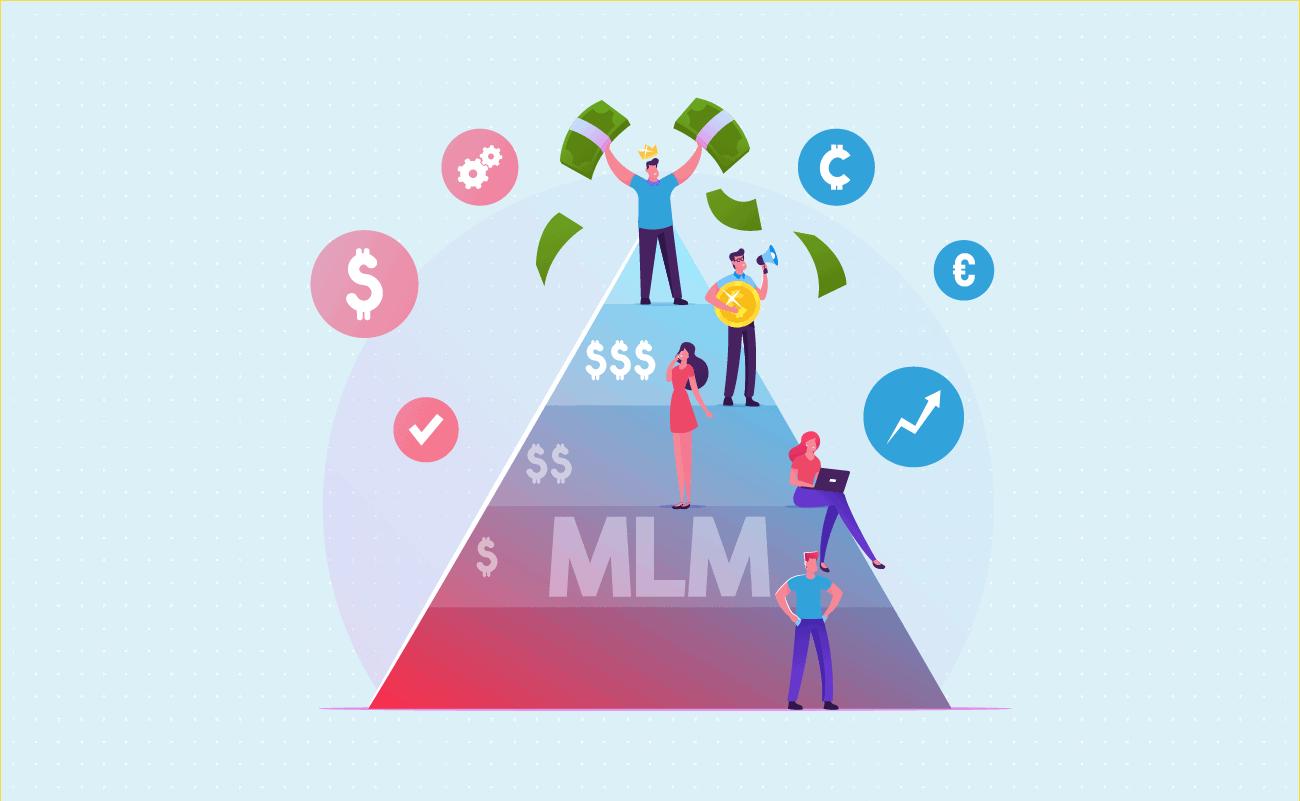 Развитие на МЛМ бизнеси